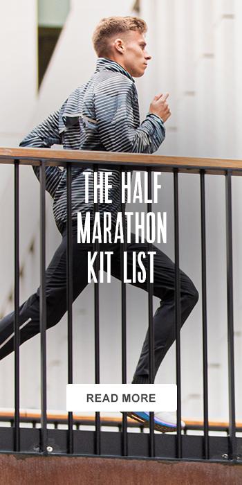 Half Marathon Kit List