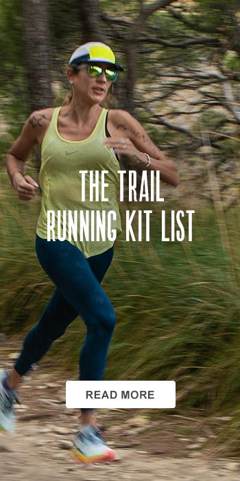 The Trail Running Kit List